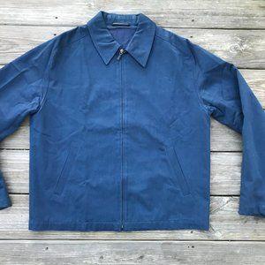 Dunhill Men Jacket Coat Blue Size LL ( Fit L )
